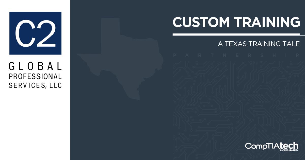A Texas Training Tale