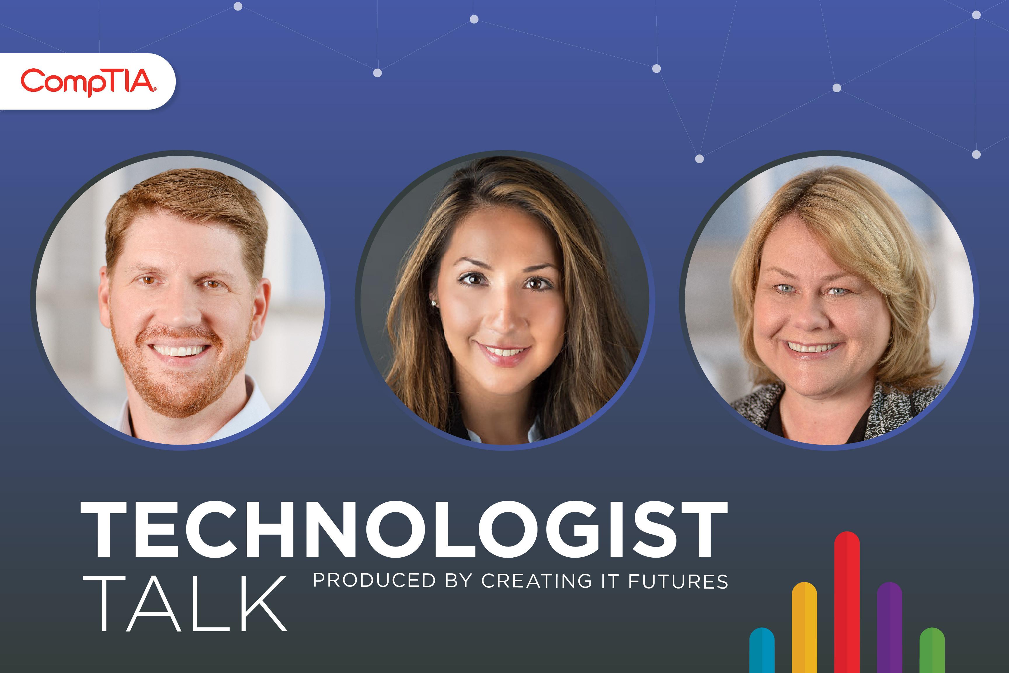 Charles Eaton - Andrea McMillian - Nancy Hammervik on Technologist Talk