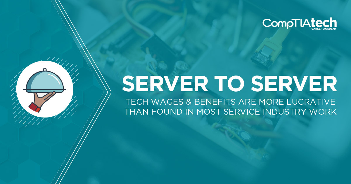 Server to Server Tech Wages