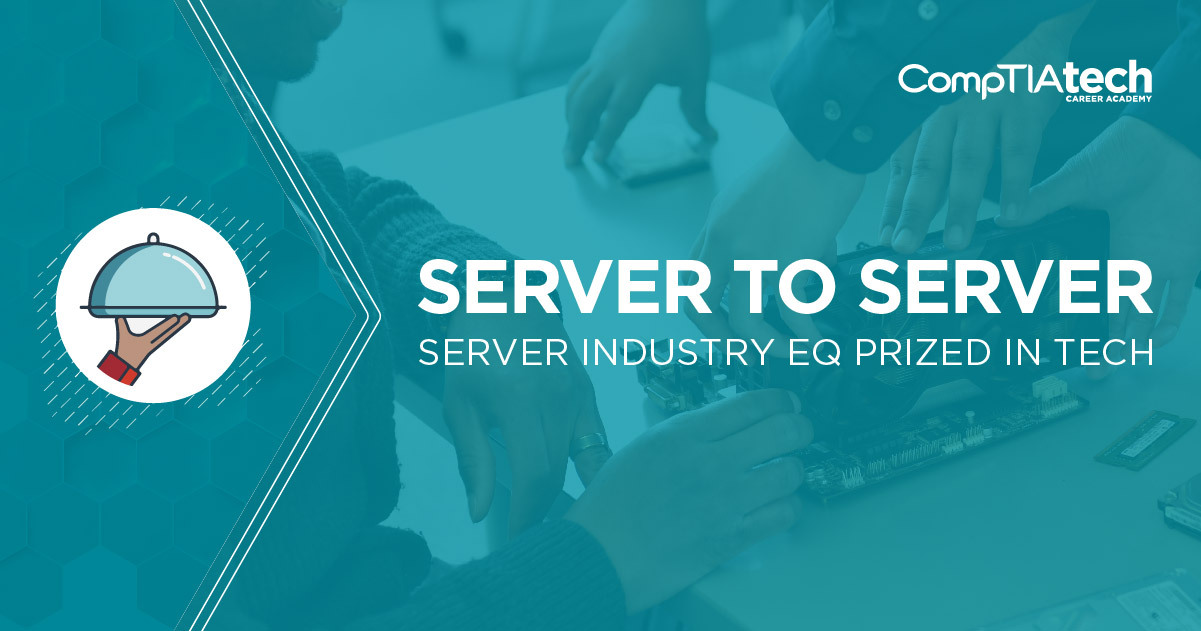 Server Industry EQ Prized in Tech