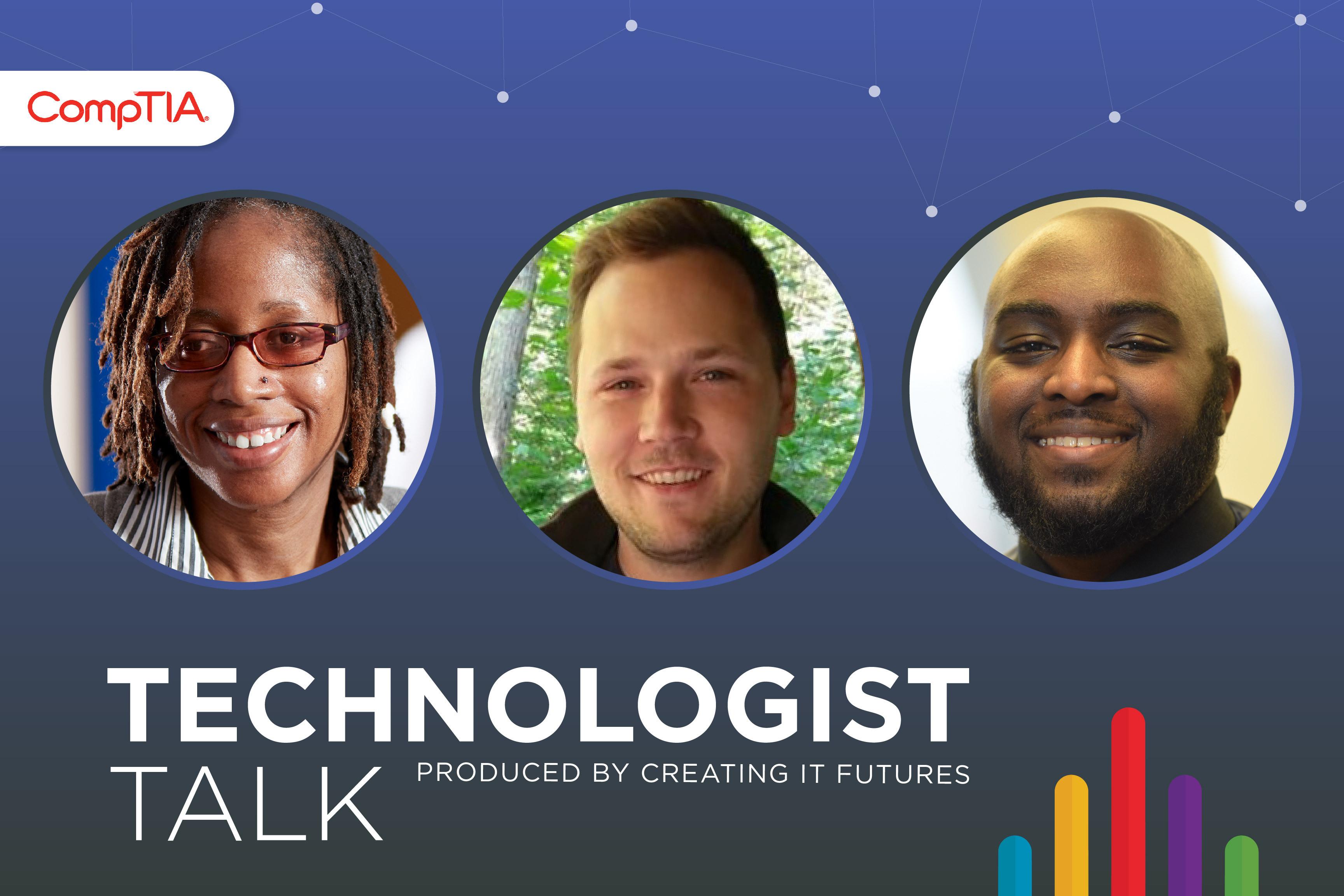 Alumni on Technologist Talk Podcast