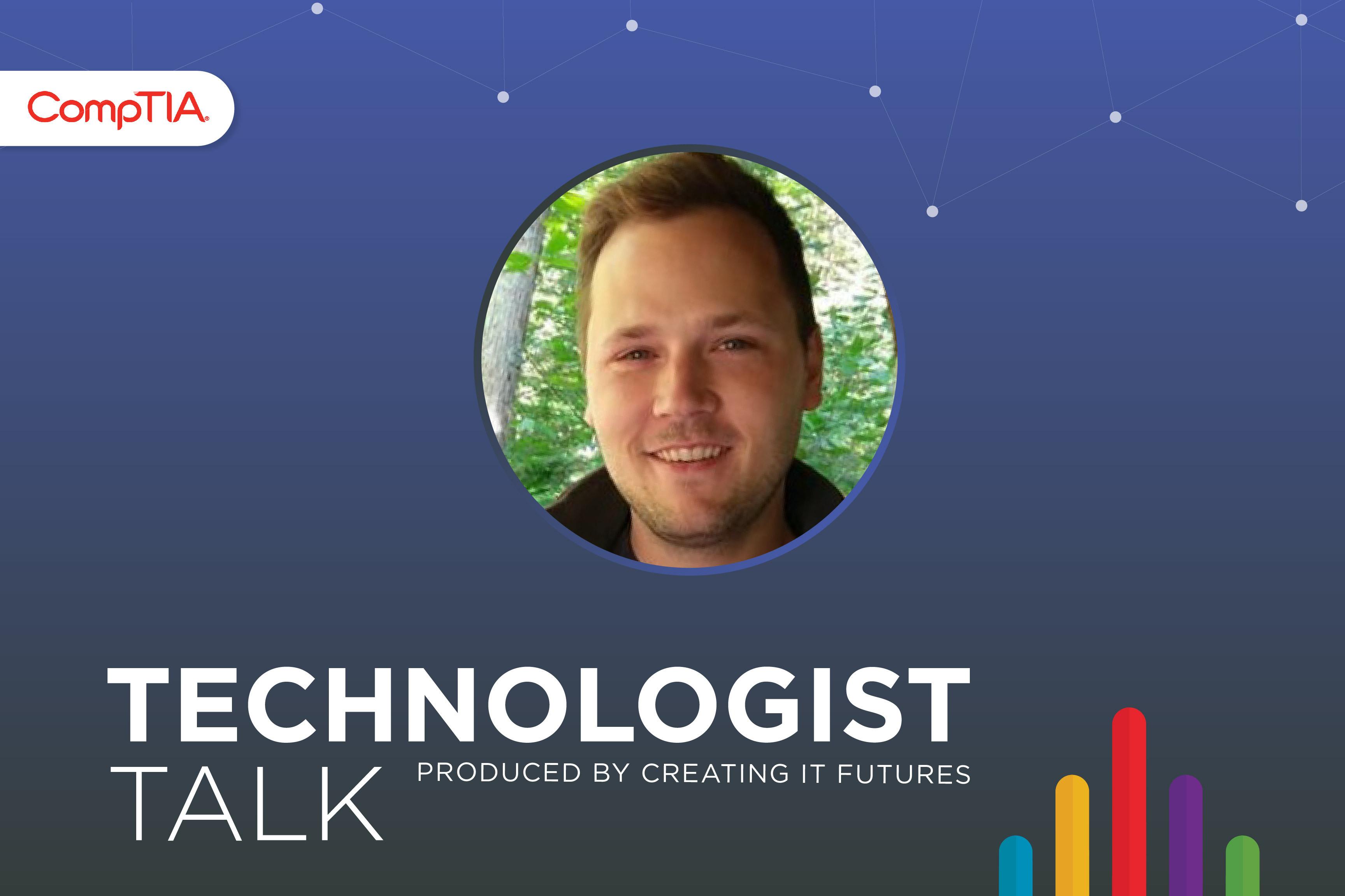 Theo on Technologist Talk