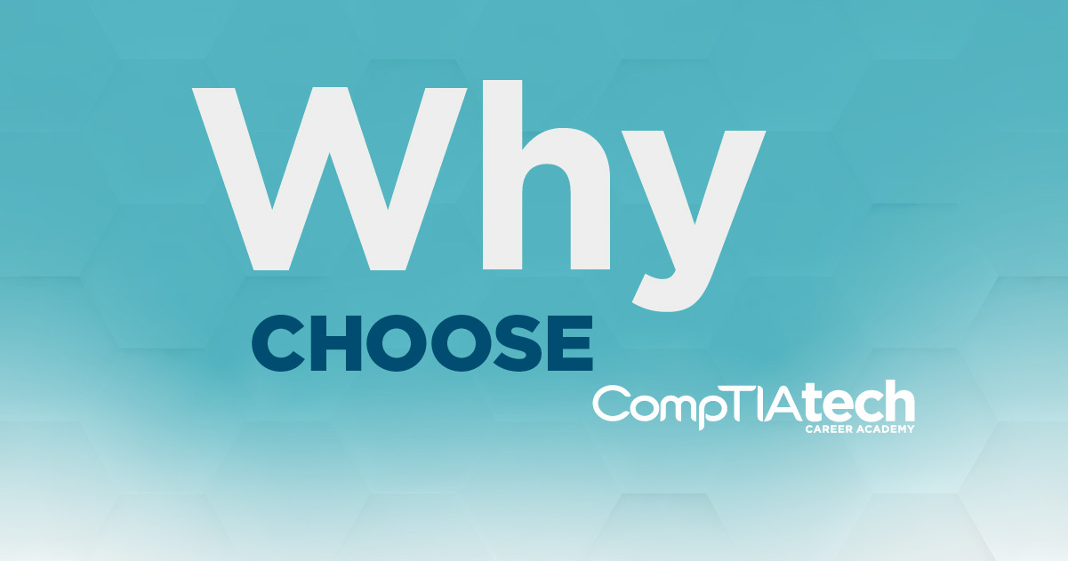 Why Choose CompTIA Tech